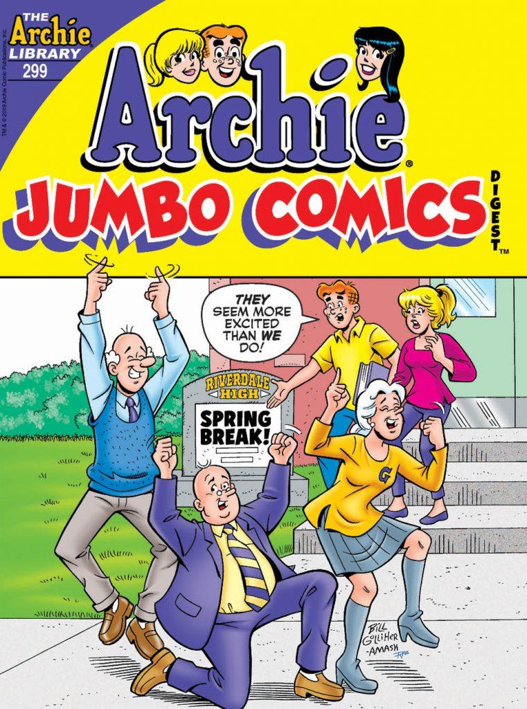 free archie comics app